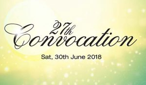27th DISTED Convocation – DISTED College | Penang Malaysia