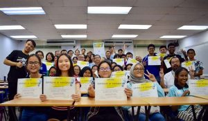 Workshop on digital world at DISTED College – DISTED College | Penang