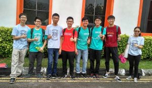 National Olympiad Mathematics Competition 2018 – DISTED College