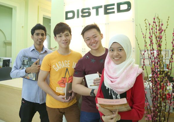 Placement & Partnership – DISTED College