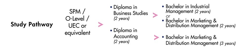 Taiwan Transfer Programme for Accounting Course at DISTED College