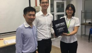 Personal Financial Management Workshop by Mr. Ooi – DISTED College