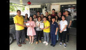 The Mooncake Festival Fund-Raising Project – DISTED College | Penang